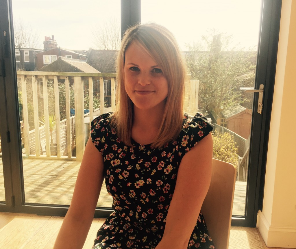 Amy Ward - Mobile hairdresser Brighton and Hove